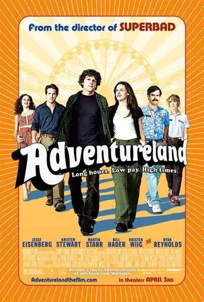 Страна приключений/ Adventureland (2009 / DVDRip)