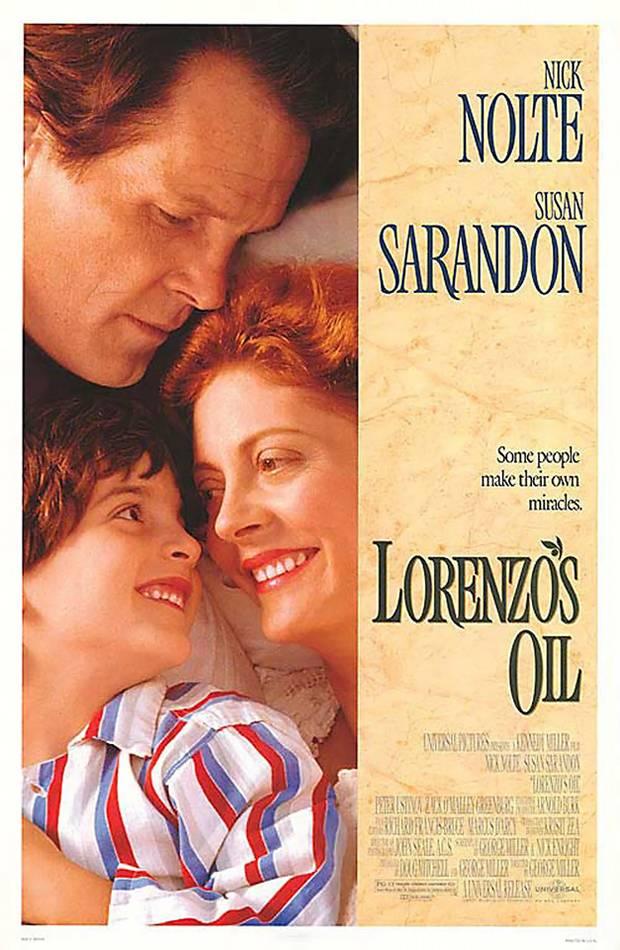 «Масло Лоренцо» — 1992