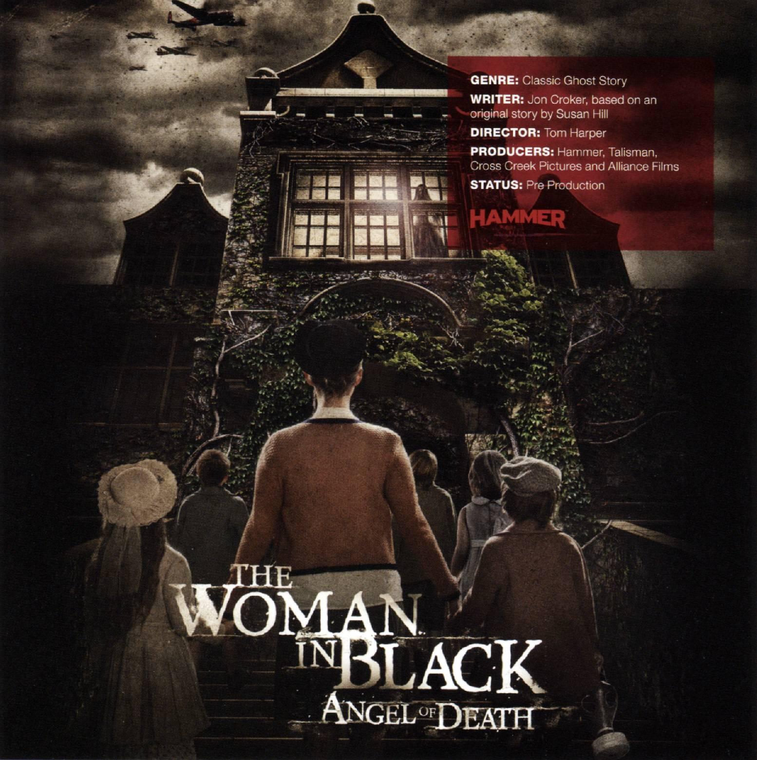 «Женщина В Черном Ангелы Смерти 2 Смотреть Онлайн» — 1996