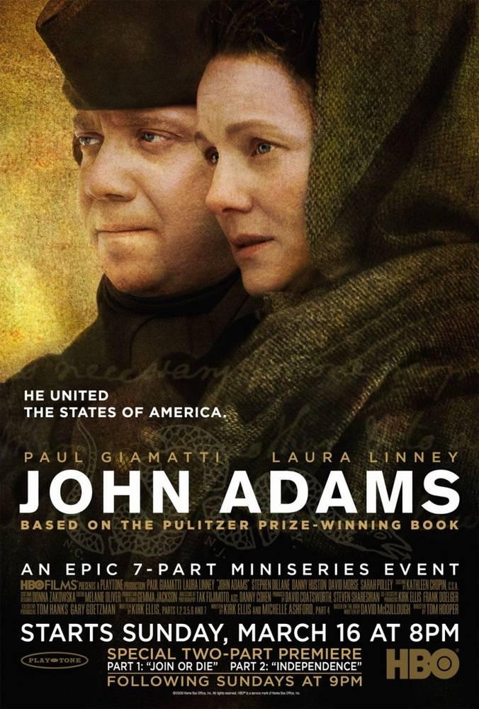 Если Вы не нашли фильм Джон Адамс (2008) (John Adams) оставляйте замечания,
