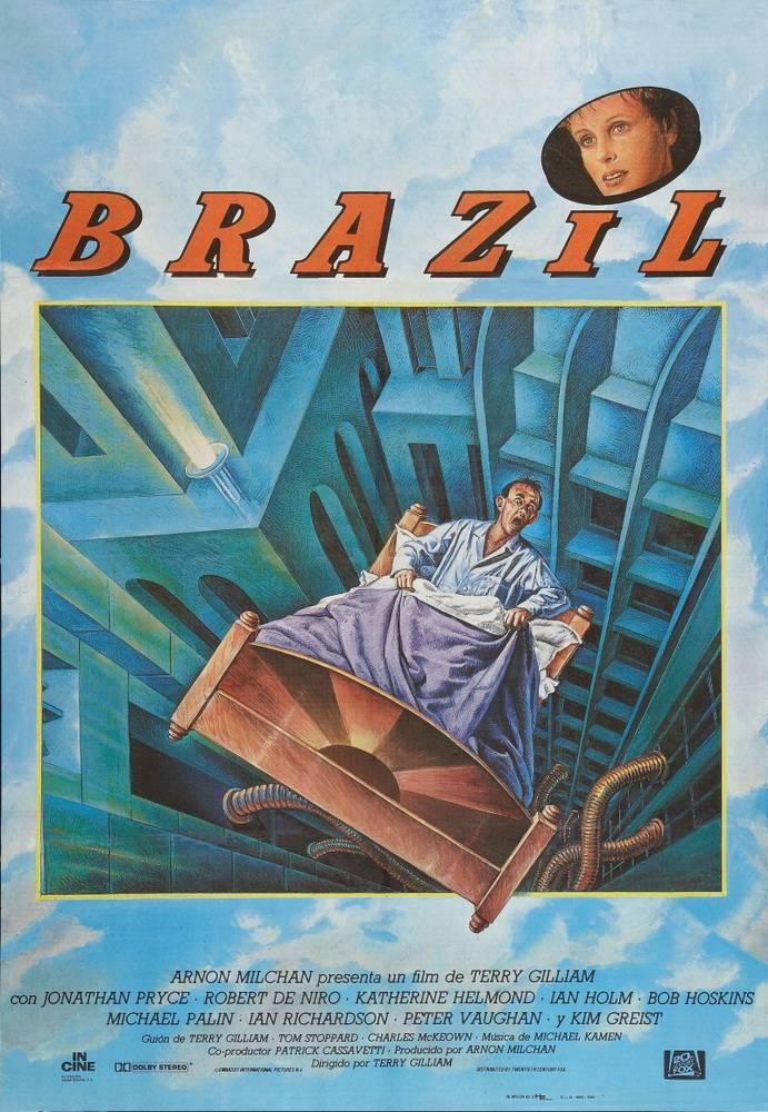 «Бразилия» — 1985