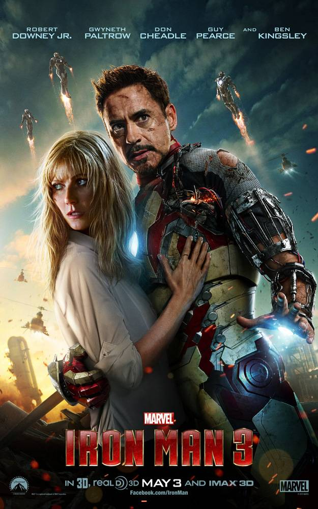 Постер n53217 к фильму железный человек 3