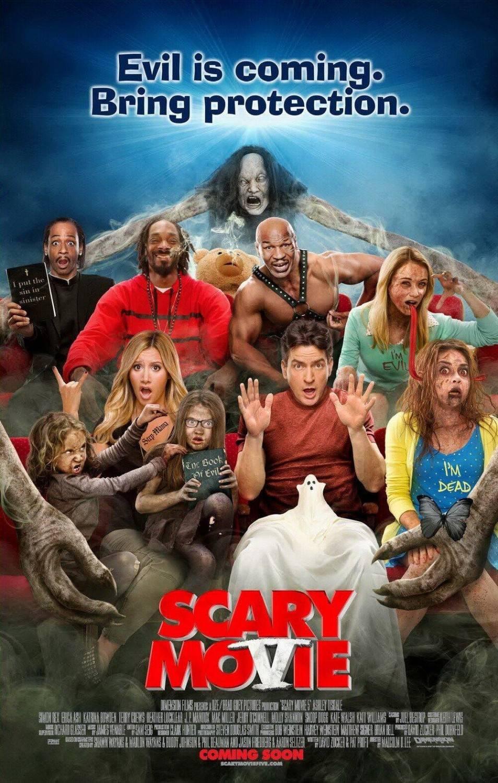 N53971 к фильму очень страшное кино 5 2013