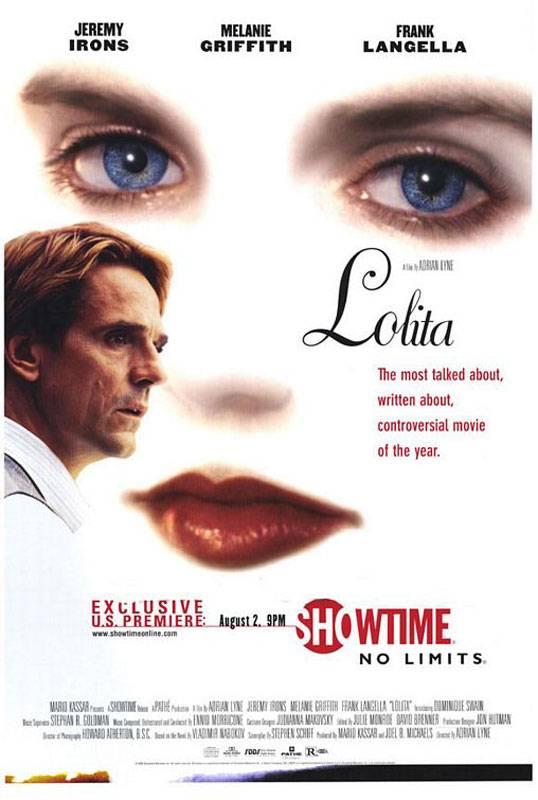 Фильм Лолита 1997г Смотреть Онлайн Бесплатно Русская Версия