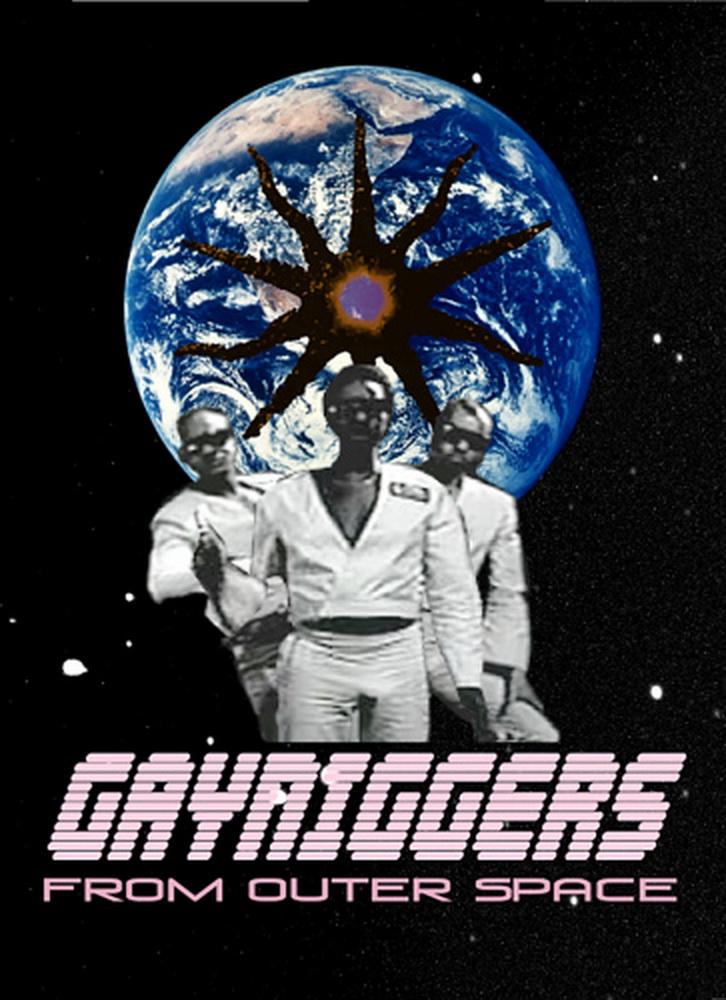 Фильм «Геи-ниггеры Из Далекого Космоса» — 1992