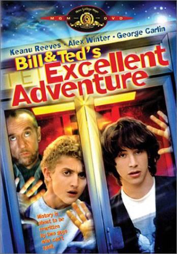 «Невероятные Приключения Билла И Теда» — 1989