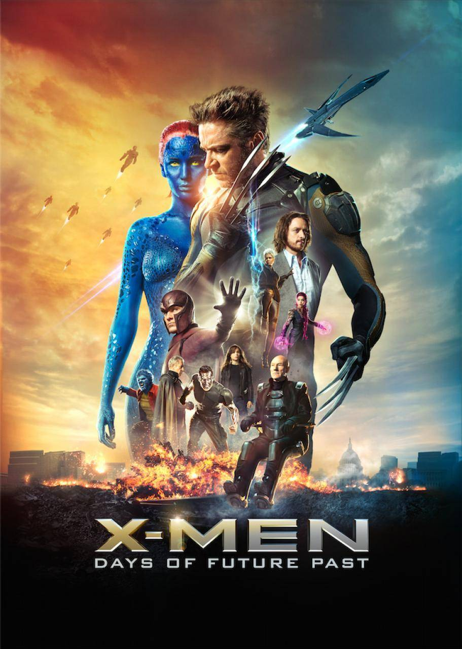 ���� ���: ��� ��������� �������� (X-Men: Days of Future Past)