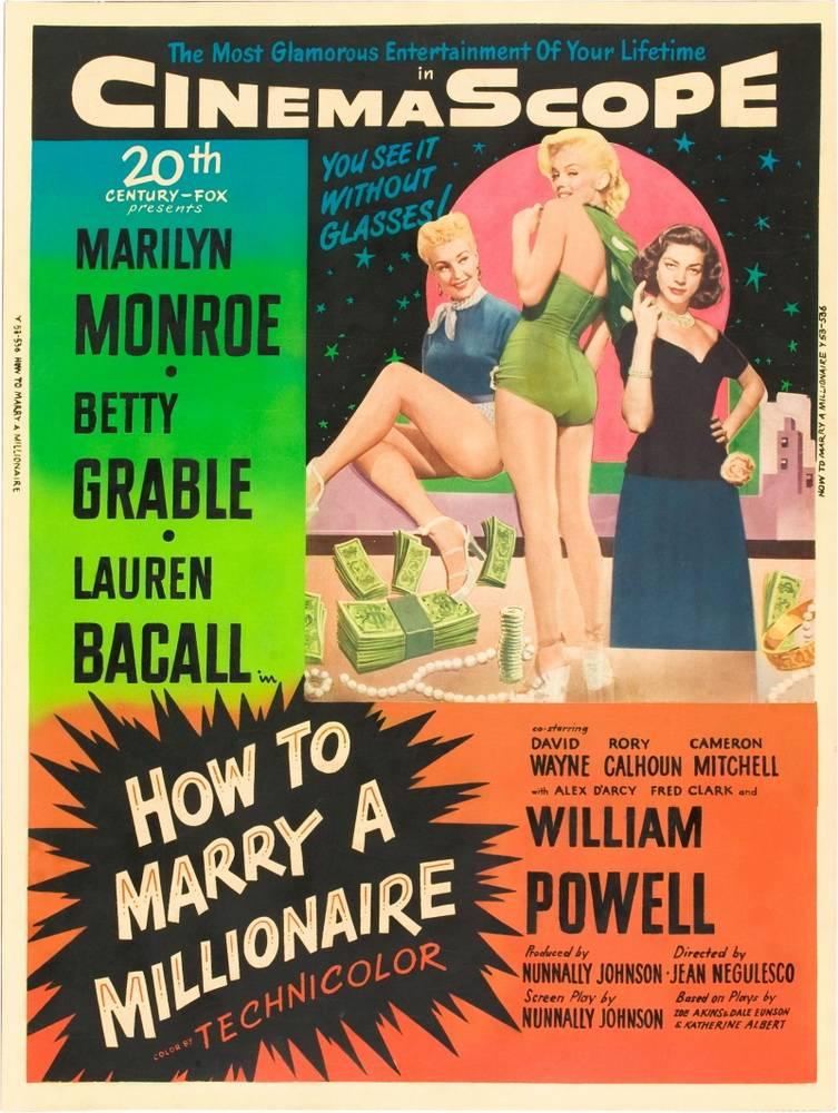 «Как Выйти Замуж За Миллионера» — 1953