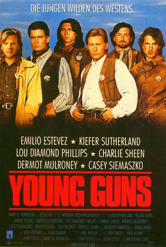 «Молодые Стрелки» — 1988
