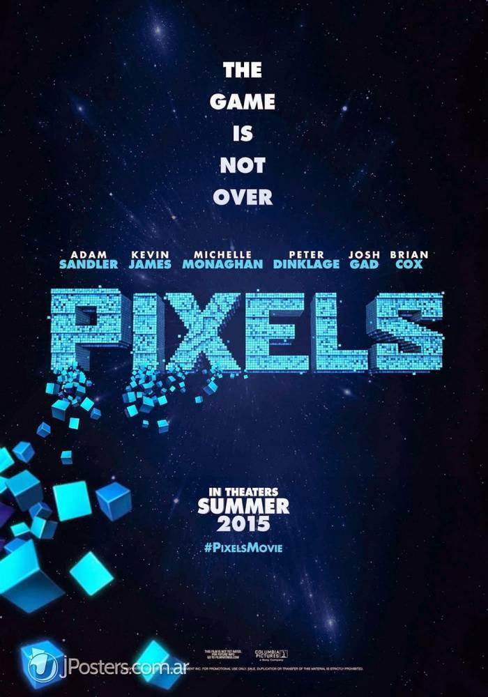 Пиксели (2 15) смотреть онлайн бесплатно - Kinokrad net