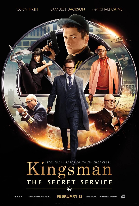 К фильму постер n97522 к фильму kingsman