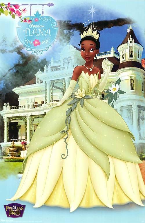 Кадры из фильма «Принцесса И Лягушка» / 2009