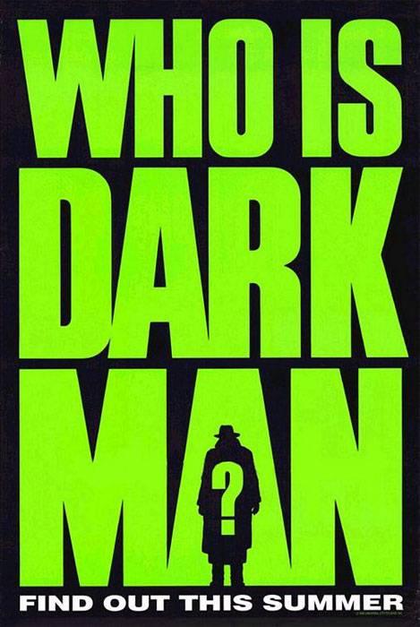 «Человек Тьмы» — 1990