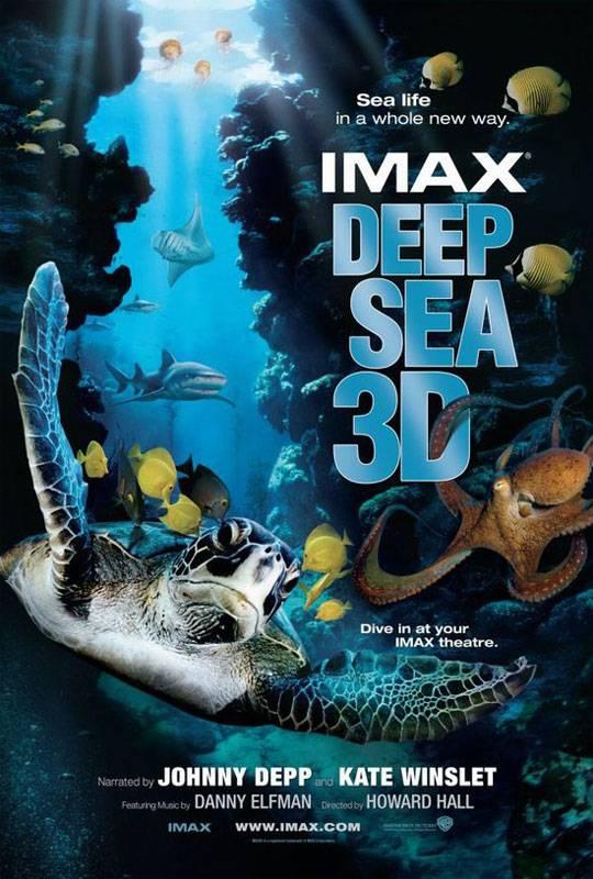 Фильму тайны подводного мира 3d deep sea