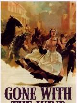 Постер к фильму Унесенные ветром