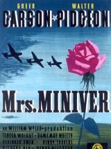 Постер к фильму Миссис Минивер