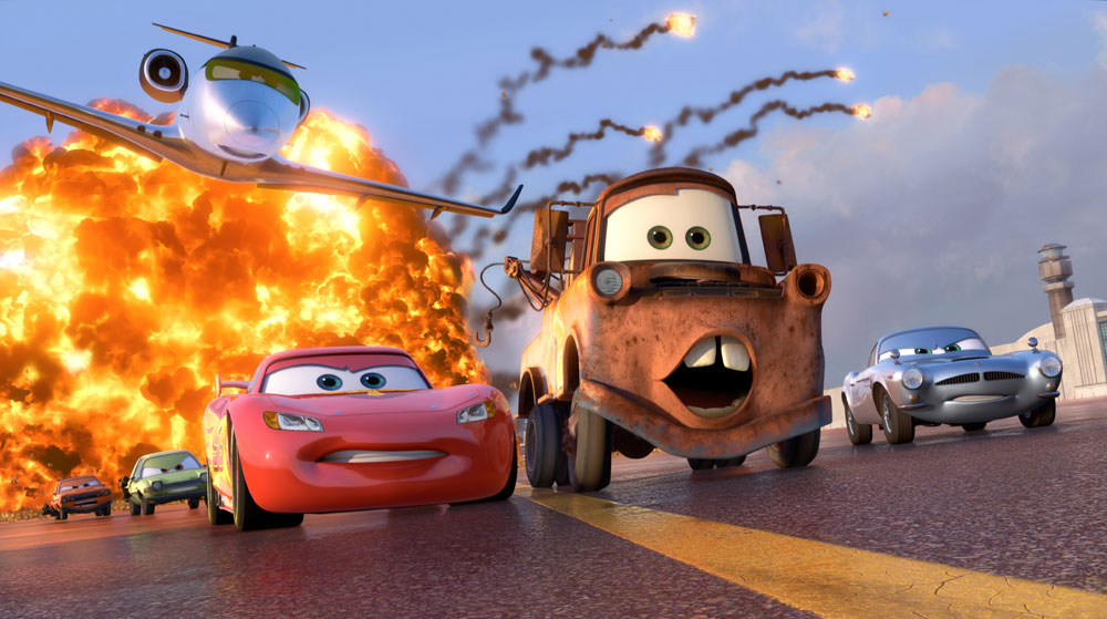 Тачки фото из мультфильма