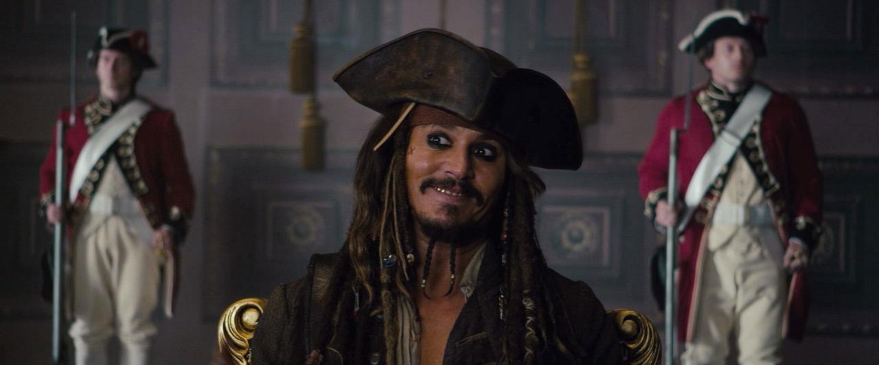 пираты карибского моря на странных берегах фильм