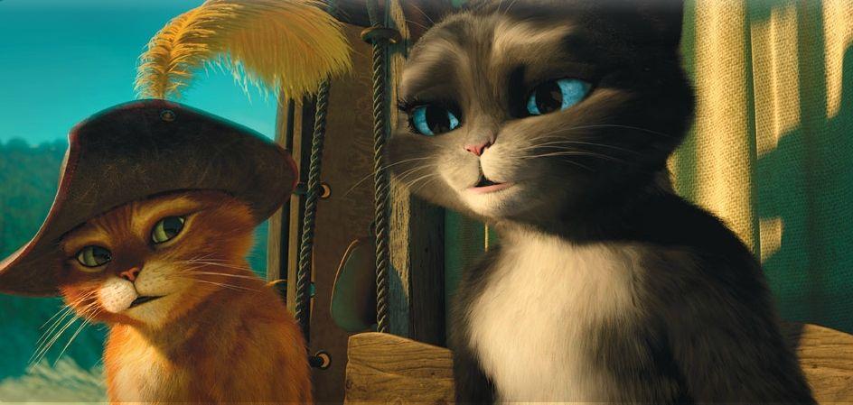 Смотреть Кот В Сапогах 1 Серия