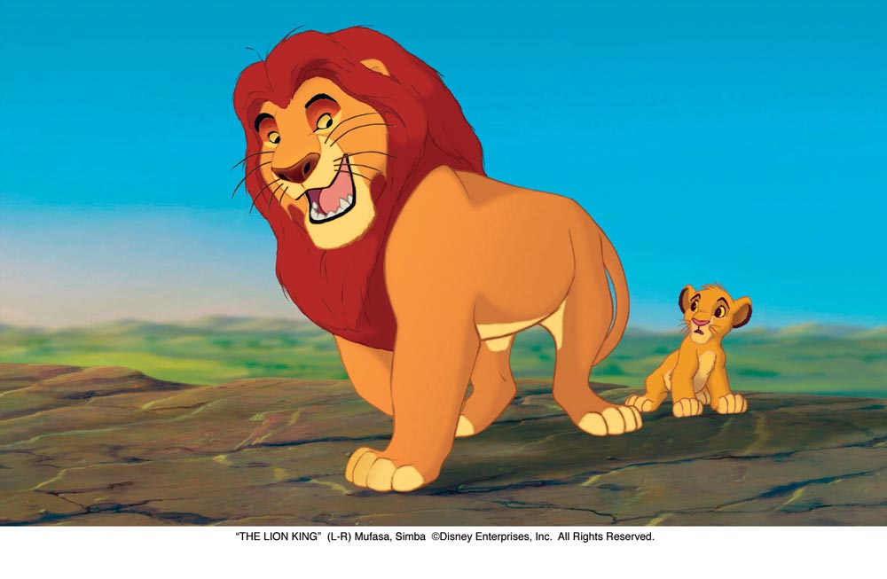 М ф король лев