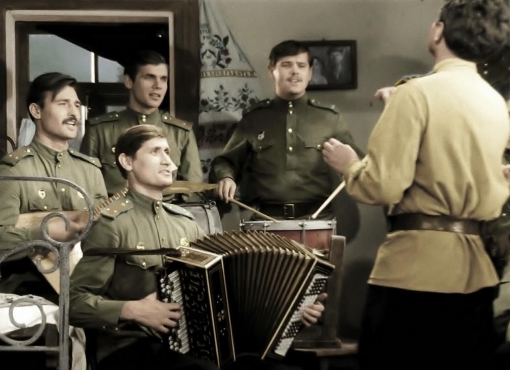 Кадр N38192 из фильма В бой идут одни