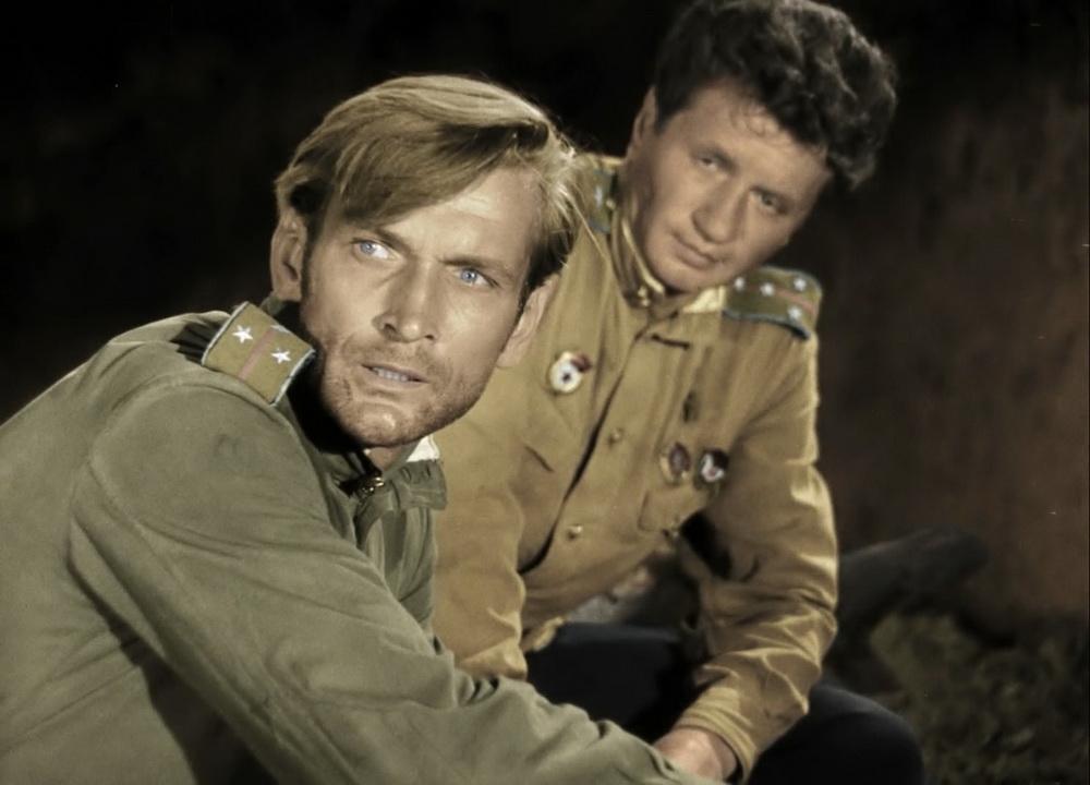 Из фильма в бой идут одни старики 1973