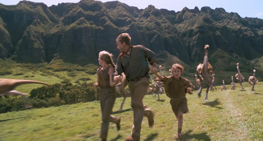 Парк Юрского периода (1993) смотреть онлайн бесплатно