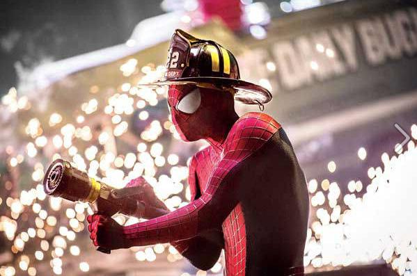 Кадр n72639 из фильма новый человек паук