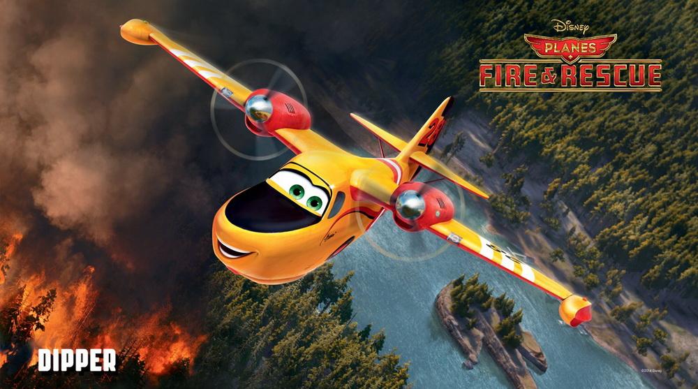 самолеты огонь и вода онлайн мультик смотреть онлайн