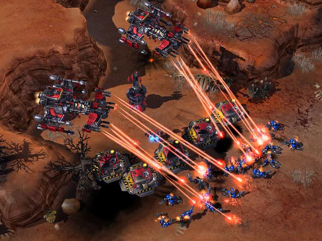 RSS-лента Kinonews.ru. Скриншот N92418 из игры StarCraft II: Wings of Libe