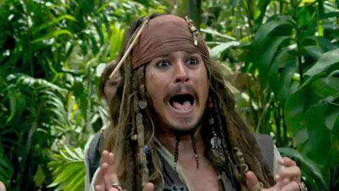 Пираты Карибского моря: Проклятие Чёрной - My-hit org
