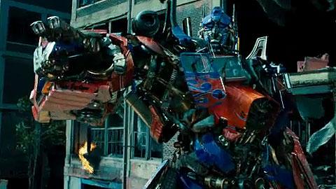 """Трейлер Blu-ray издания фильма """"Трансформеры 3: Темная сторона Луны"""""""