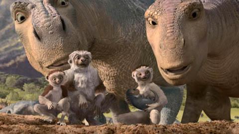Динозавр Dinosaur 2000