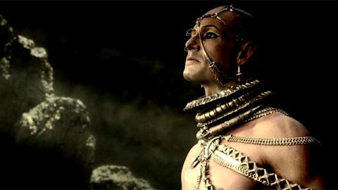 Beklenen film `300: bir imparatorluğun yükselişi` geliyor