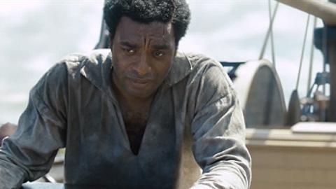 «Оскара» за лучший фильм 2013 года получили «12 лет рабства