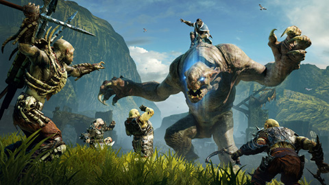 """������� �4 ���� """"Middle-earth: Shadow Of Mordor"""""""