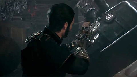 """�����-����� � ���� """"The Order: 1886"""" (������)"""