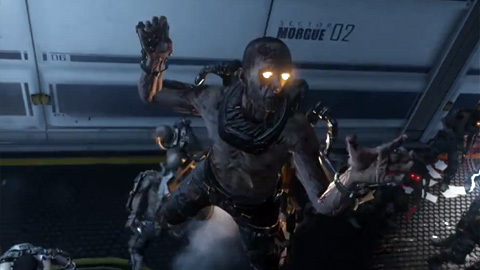 "������� ���� ""Call of Duty: Advanced Warfare"" (DLC Exo Zombies)"