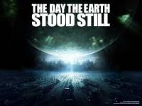 """Обои к фильму """"День, когда Земля остановилась"""" (2008)"""