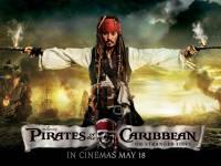 """Обои к фильму """"Пираты Карибского моря 4: На странных берегах"""""""